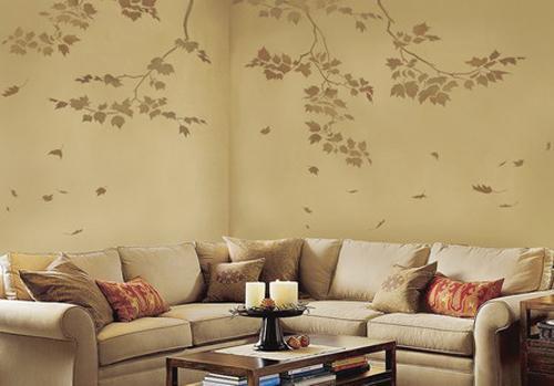 صورة ديكور جدران , اجمل تصاميم الحائط 4414 29