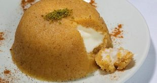 صور حلويات منال العالم , اجمل حلو سميد من منال العالم