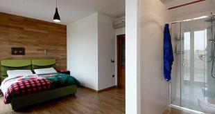 صور حمامات داخل غرف النوم , اجمل ديكور حمام بغرفة النوم