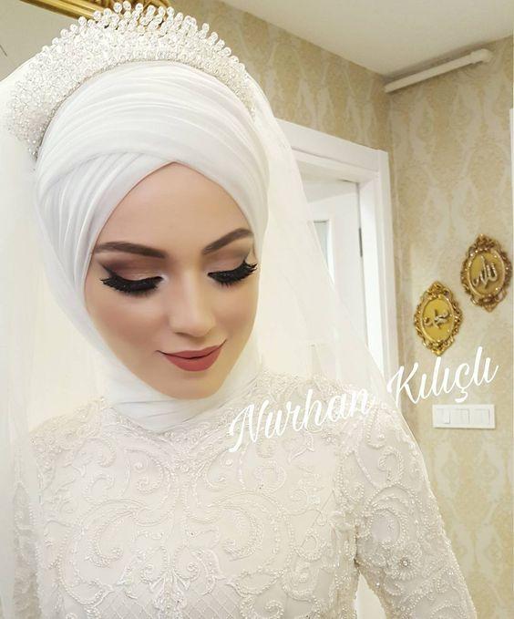 صور صور مكياج عروس , اجمل ميك اب للعروسة موضة السنة ناعم