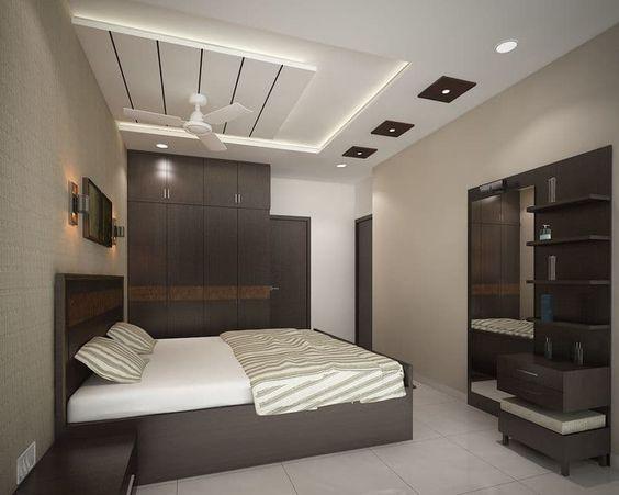 صور ديكورات جبس غرف نوم , موضة ديكورات الجبس الايطالي