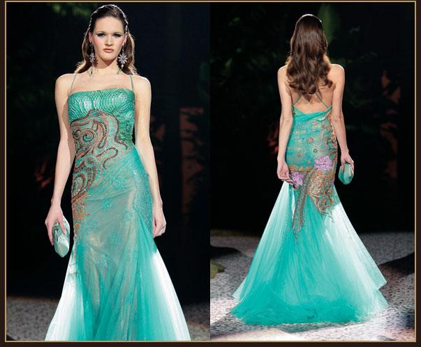 صور فساتين حلوه , موضة الفساتين الجميله