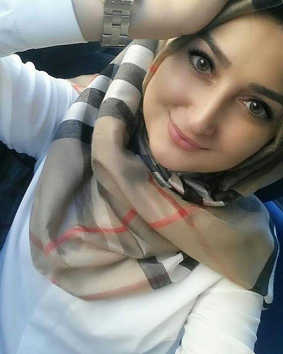 جميلات بدون مكياج اجمل بنات محجبات فى العالم