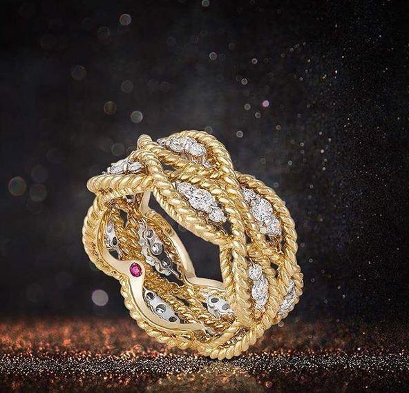صور مجوهرات داماس , اجمل تشكيلة مجوهرات للمراة الجميلة من داماس
