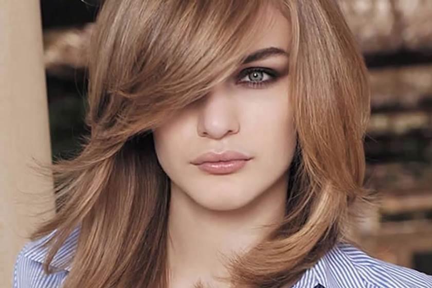 صور احدث قصات الشعر الطويل , اجمل صور تسريحات شعر طويل للمراة الجميلة