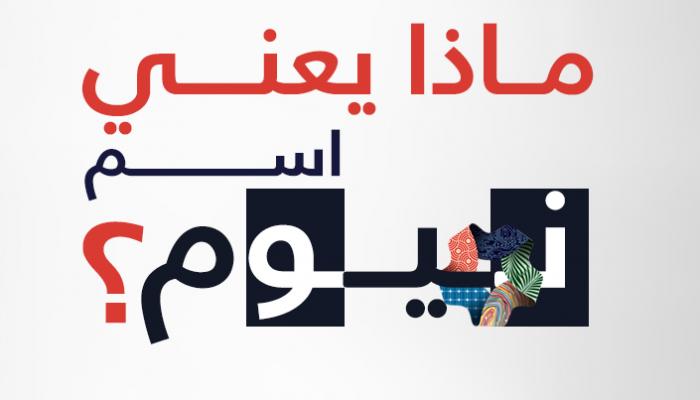 صور معنى نيوم , تعرف على معنى تصميم نيوم بالمملكة العربية السعودية