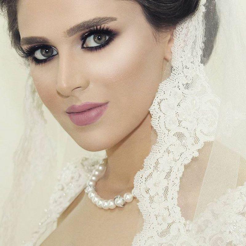 صور مكياج لبناني , جمال الميك اب اللبناني