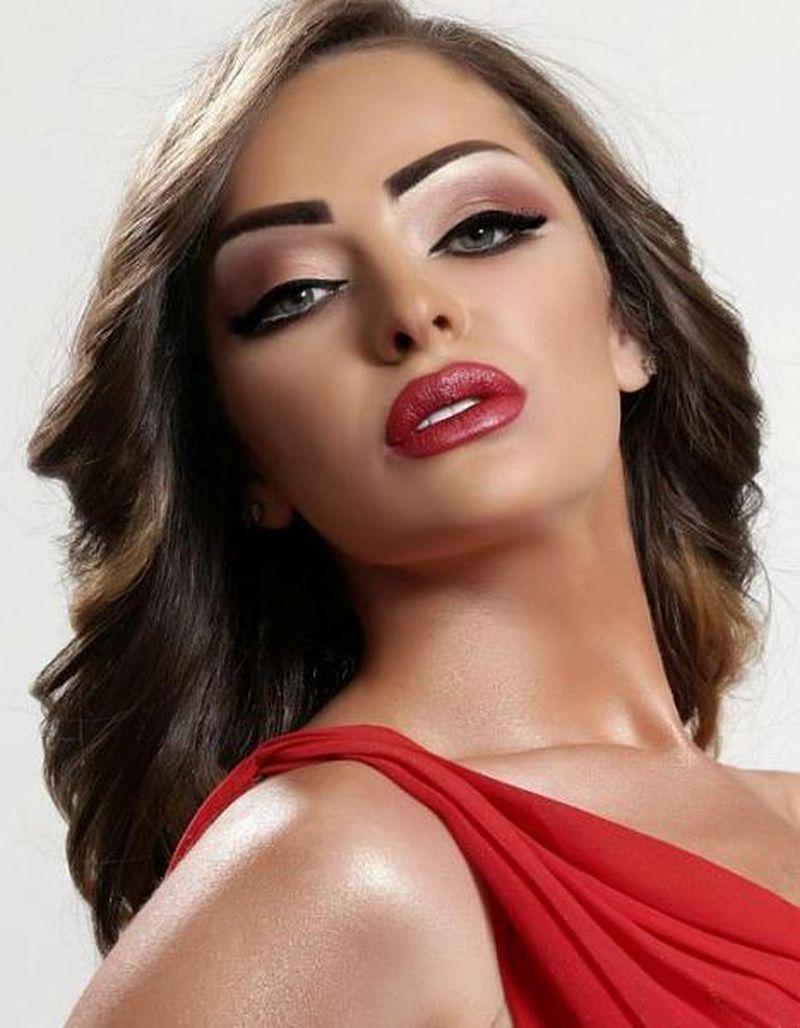 بالصور مكياج لبناني , جمال الميك اب اللبناني 991 10