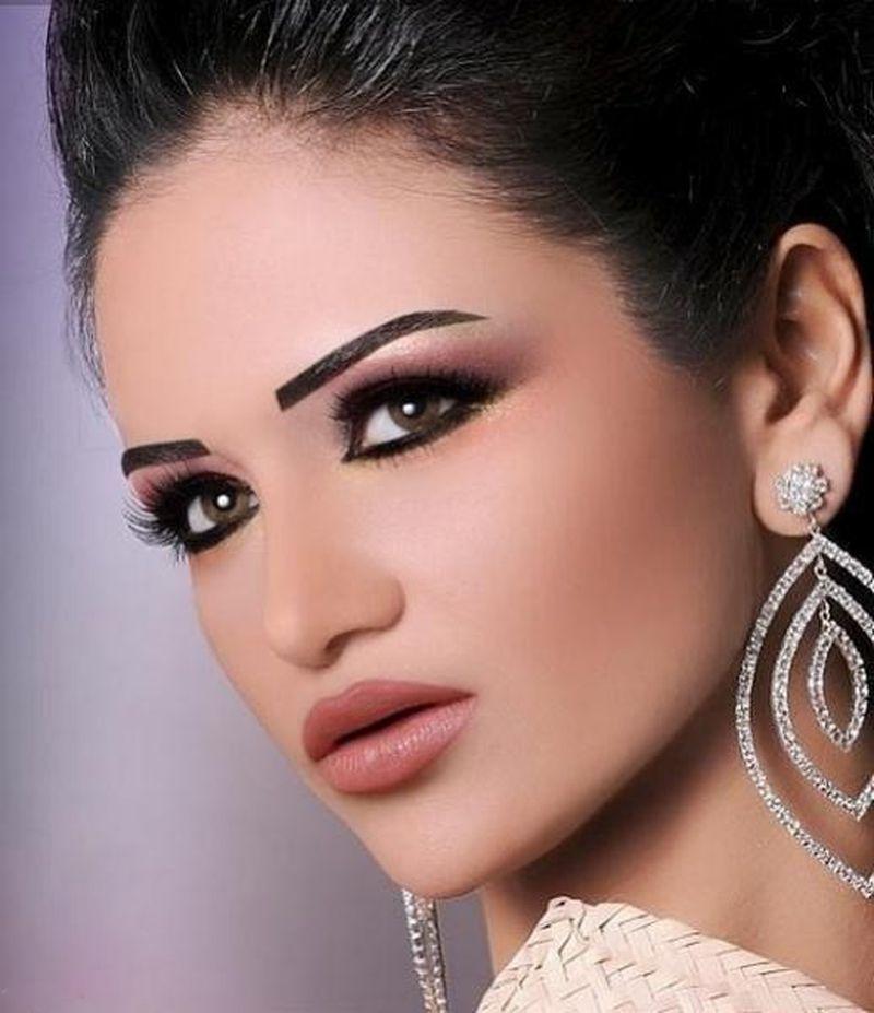 بالصور مكياج لبناني , جمال الميك اب اللبناني 991 4