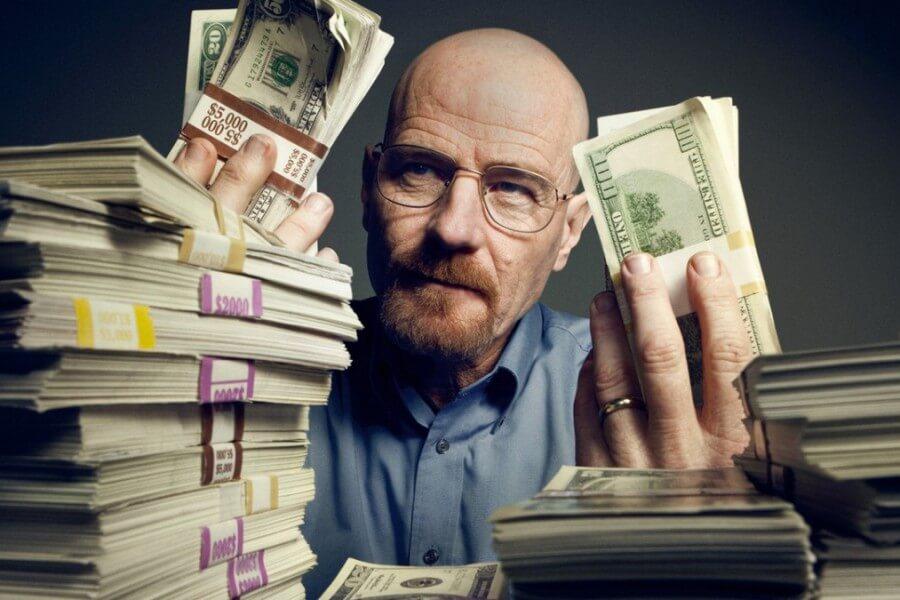 صورة كيف اصبح غني , السعي ورا شهره المال