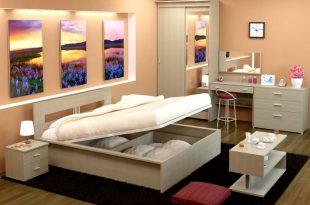 صور غرف نوم عرسان , التميز و اتاليق في تصاميم غرف النوم الكبيره