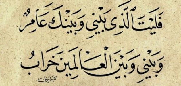 بالصور الشعر العربي , روعة و جمال الشعر العربى 1224 2