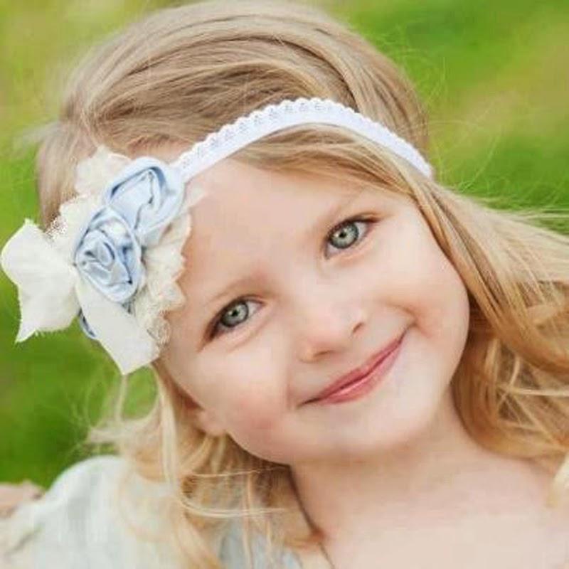 بالصور اجمل بنات اطفال , لمسات تلمس القلب من ابتسامه صغيره من طفله 1256 2