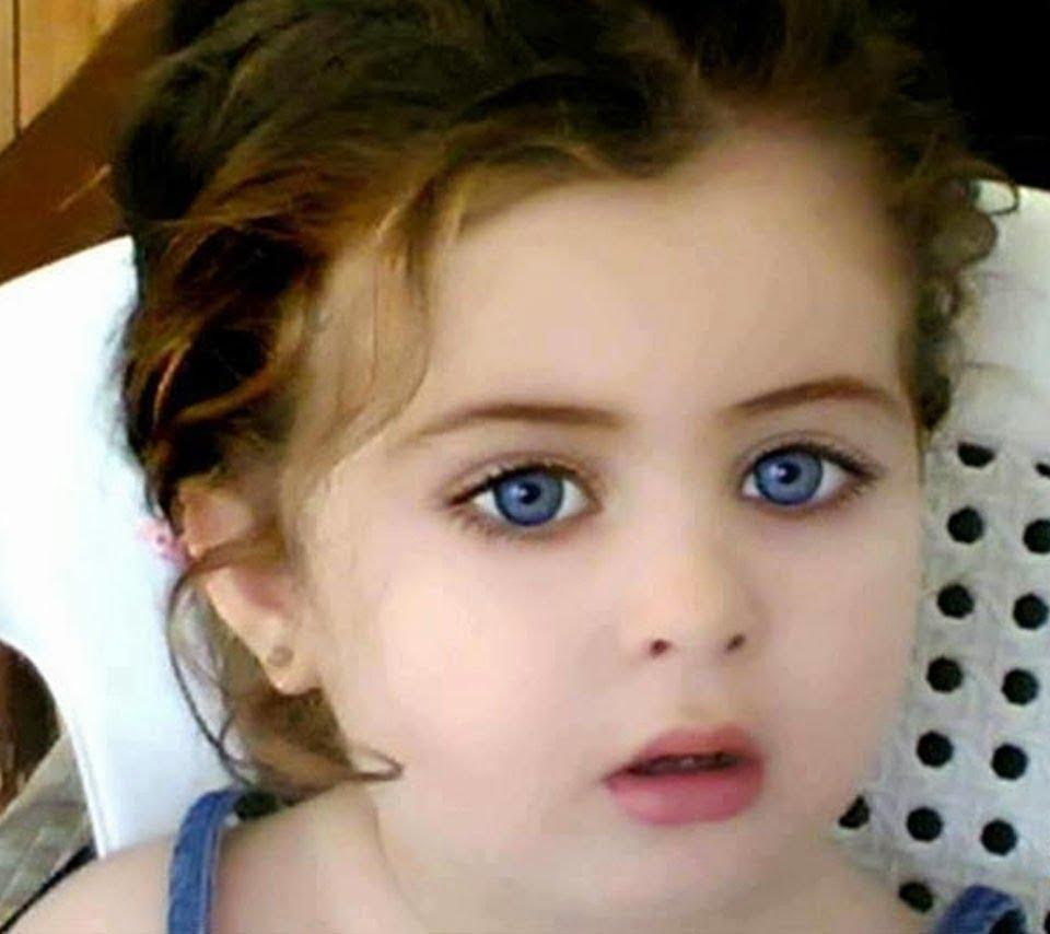 بالصور اجمل بنات اطفال , لمسات تلمس القلب من ابتسامه صغيره من طفله 1256