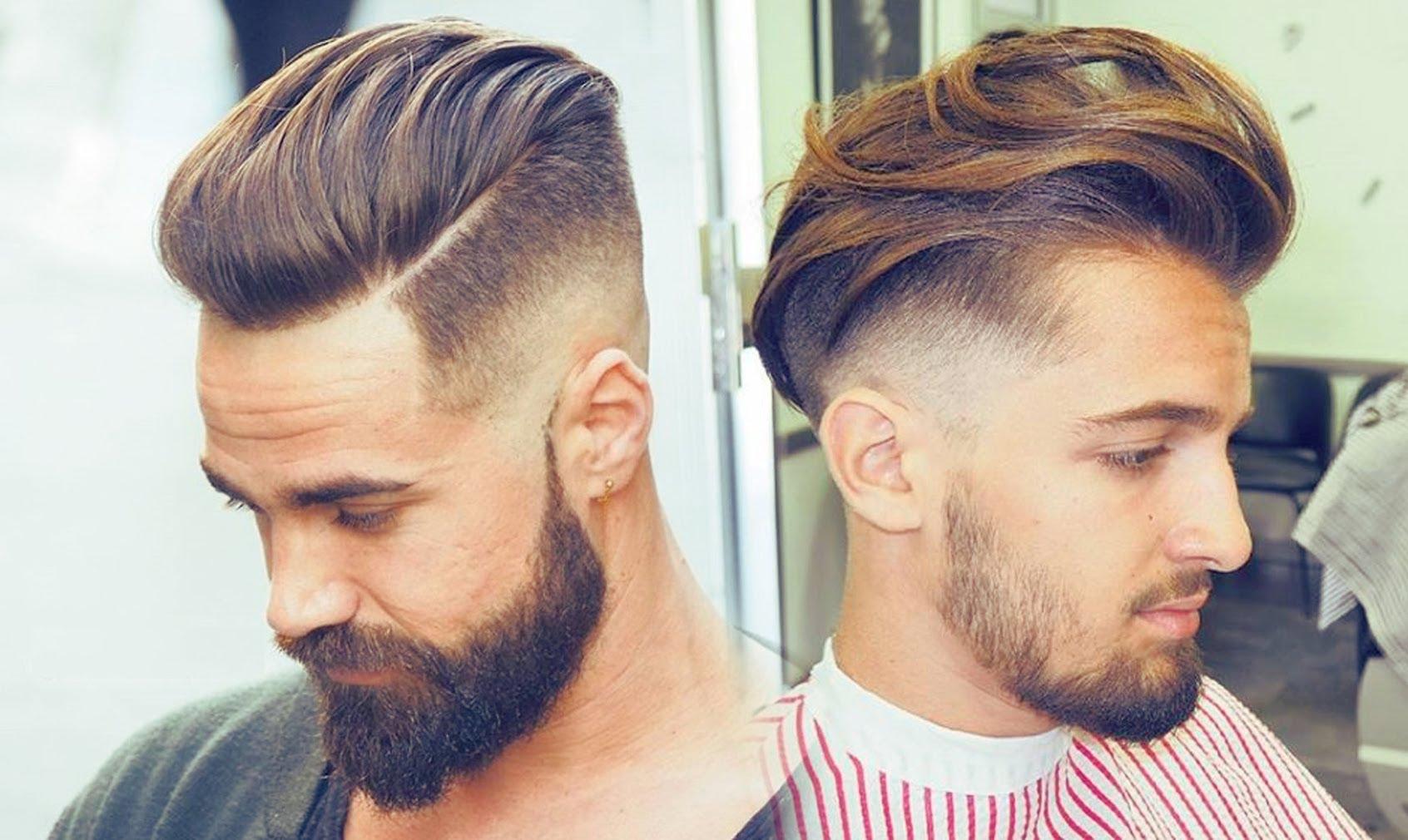 بالصور احدث قصات الشعر للرجال , اجعل شعرك اكثر تالق 1278 13