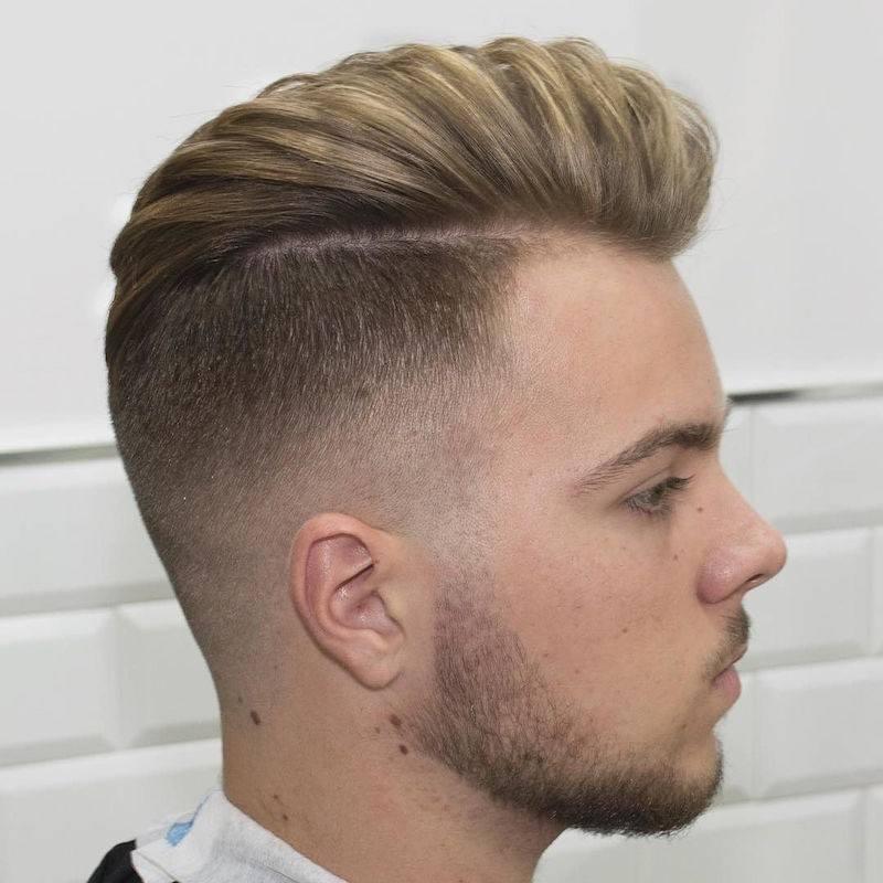بالصور احدث قصات الشعر للرجال , اجعل شعرك اكثر تالق 1278 3