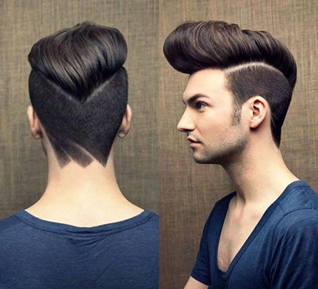 بالصور احدث قصات الشعر للرجال , اجعل شعرك اكثر تالق 1278 4