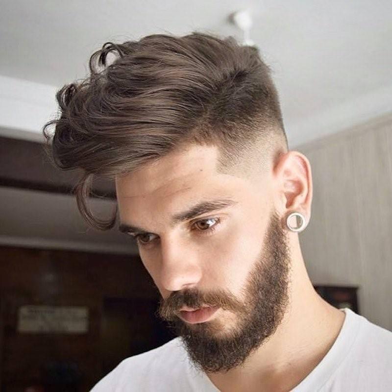 بالصور احدث قصات الشعر للرجال , اجعل شعرك اكثر تالق 1278 7