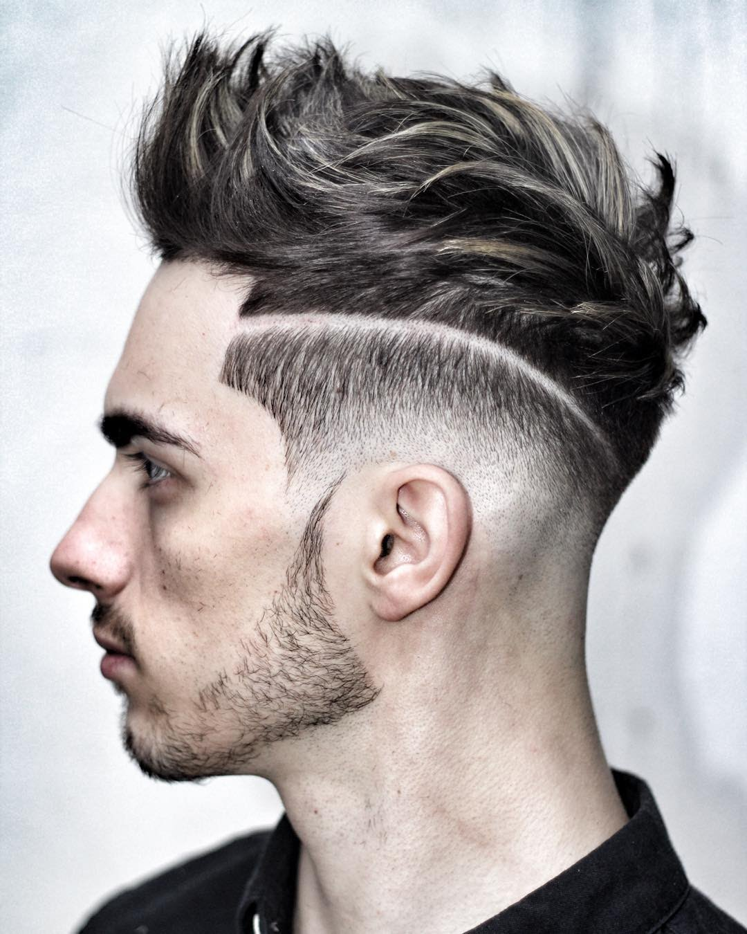 صور احدث قصات الشعر للرجال , اجعل شعرك اكثر تالق