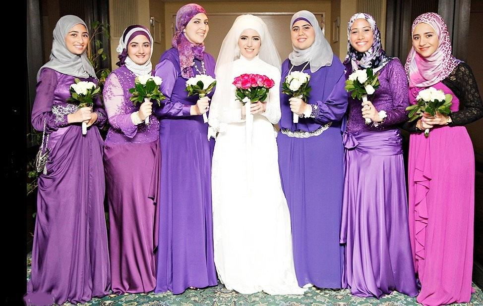 بالصور صور صاحبة العروسة , با اجمل فرحه بزفاف صديقتي 1305 5