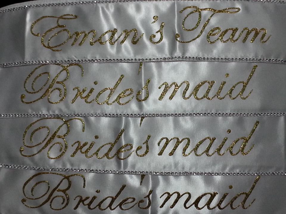 بالصور صور صاحبة العروسة , با اجمل فرحه بزفاف صديقتي 1305 9