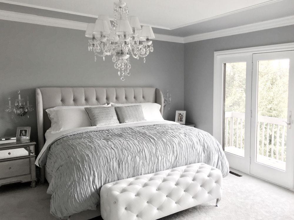 بالصور غرف نوم بيضاء , الابيض في غرفه نوم اجمل 1339 1