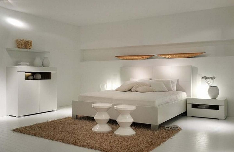 بالصور غرف نوم بيضاء , الابيض في غرفه نوم اجمل 1339 11
