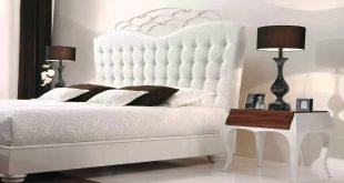 صور غرف نوم بيضاء , الابيض في غرفه نوم اجمل