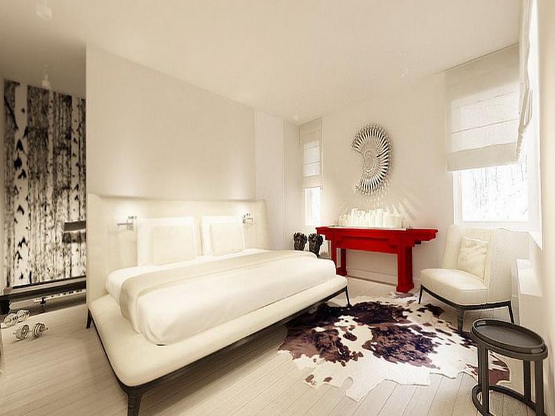 بالصور غرف نوم بيضاء , الابيض في غرفه نوم اجمل 1339 7