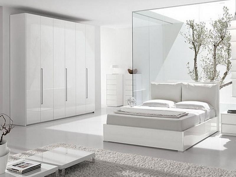 بالصور غرف نوم بيضاء , الابيض في غرفه نوم اجمل 1339 9