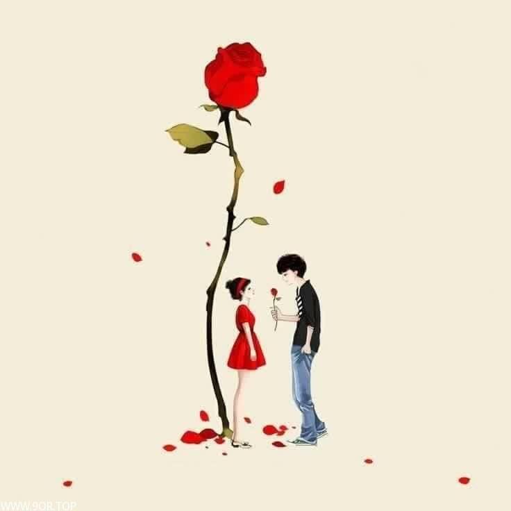 بالصور خلفيات رومانسية , الحب في خلفيه هاتفك 1350 11