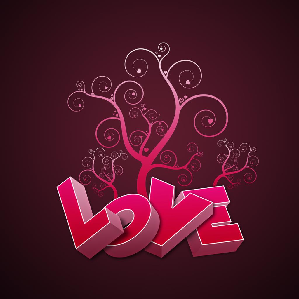 بالصور خلفيات رومانسية , الحب في خلفيه هاتفك 1350