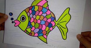 بالصور رسومات سهلة وجميلة , رسومات سهله لطفلك 1357 12 310x165