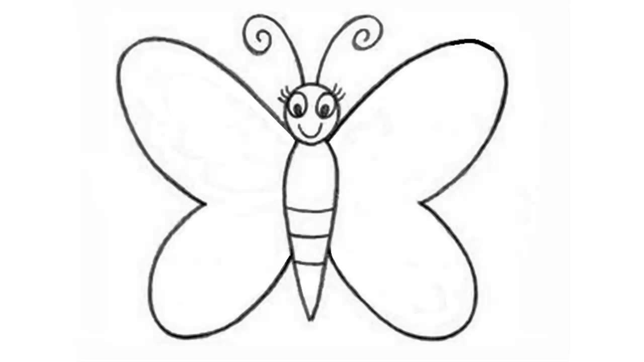 بالصور رسومات سهلة وجميلة , رسومات سهله لطفلك 1357 3