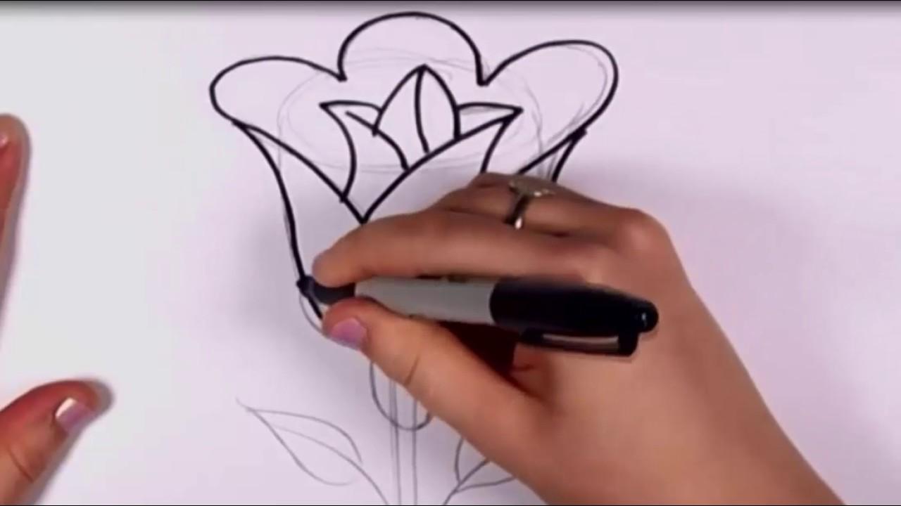 بالصور رسومات سهلة وجميلة , رسومات سهله لطفلك 1357 7