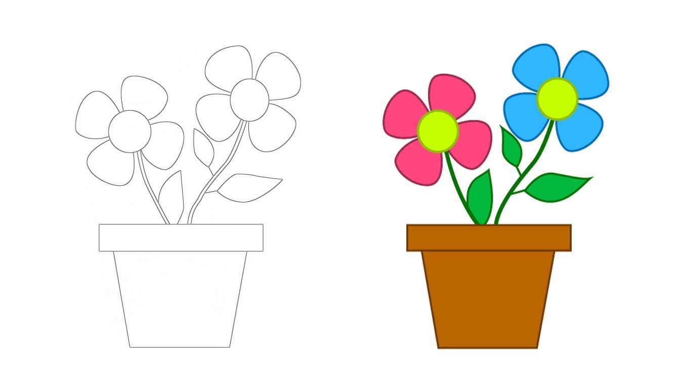 بالصور رسومات سهلة وجميلة , رسومات سهله لطفلك 1357 9