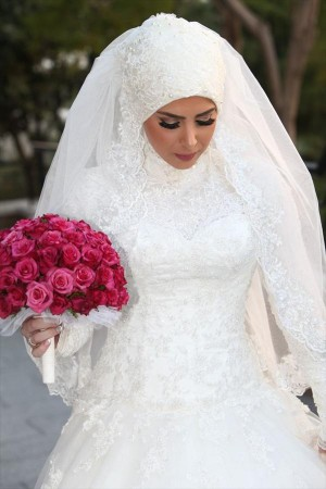 بالصور صور فساتين اعراس , اجمل و احلى فستان لاجمل عروس 1358 3