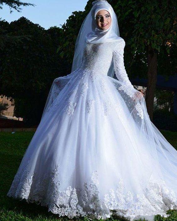 بالصور صور فساتين اعراس , اجمل و احلى فستان لاجمل عروس 1358 4