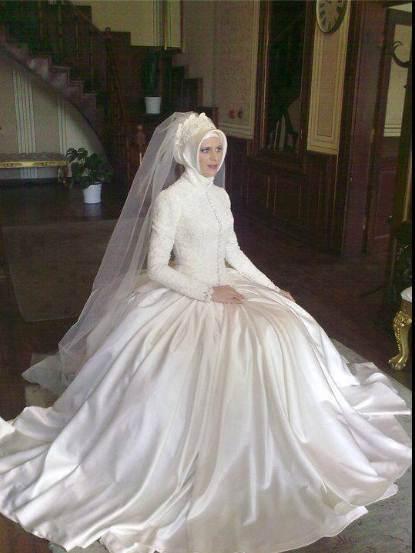بالصور صور فساتين اعراس , اجمل و احلى فستان لاجمل عروس 1358 6