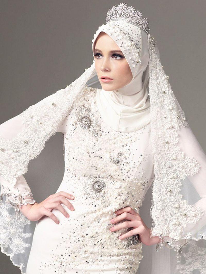 بالصور صور فساتين اعراس , اجمل و احلى فستان لاجمل عروس 1358 7