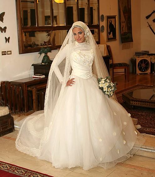 بالصور صور فساتين اعراس , اجمل و احلى فستان لاجمل عروس