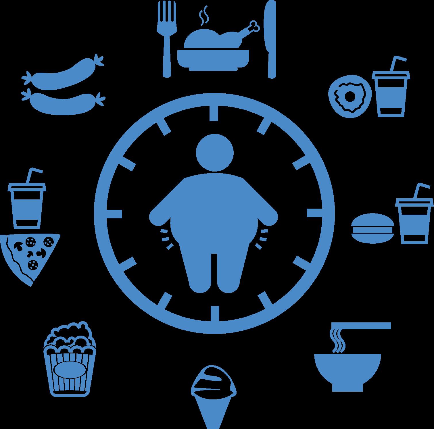 صورة اسباب السمنة , الاسباب الصحيه التي تجعلك سمينه