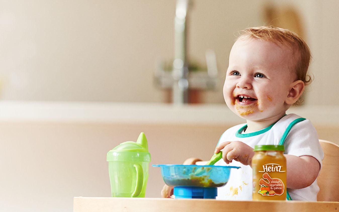 بالصور طعام الاطفال , الاكلات المفيه لصحه طفلك 1373 2