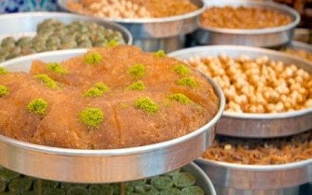 بالصور حلويات سعد الدين , احلى و افخم انواع الحلويات 1414 10