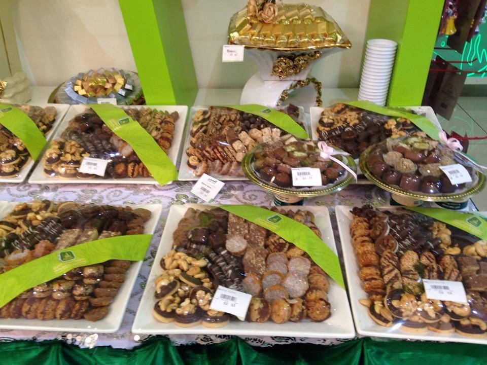 بالصور حلويات سعد الدين , احلى و افخم انواع الحلويات 1414 8