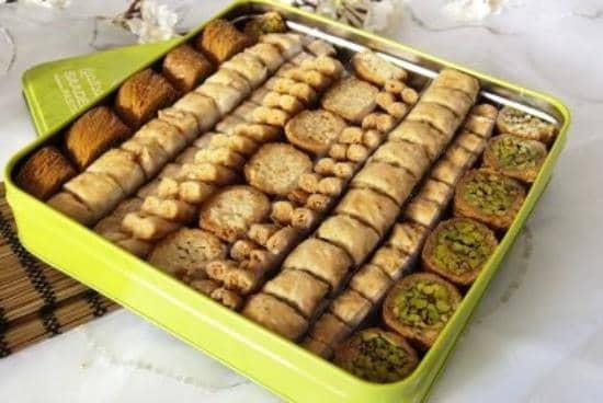 بالصور حلويات سعد الدين , احلى و افخم انواع الحلويات 1414 9