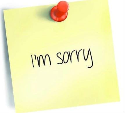 بالصور رسالة اعتذار لصديق , شعور الاسى للاسائه للاصدقاء 1446 3