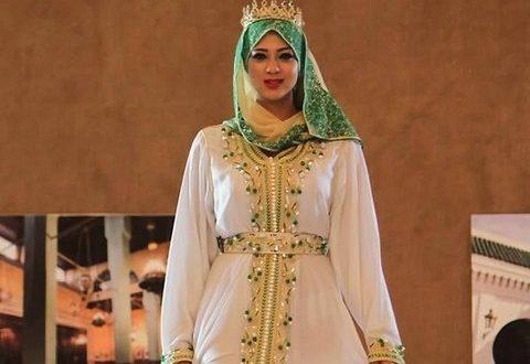 بالصور قفاطين مغربية , روعة موديلات القفاطين المغربيه 1450 4