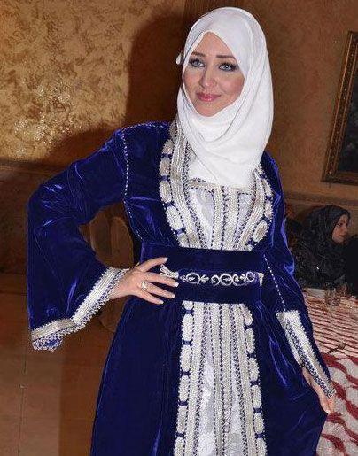 بالصور قفاطين مغربية , روعة موديلات القفاطين المغربيه 1450 5