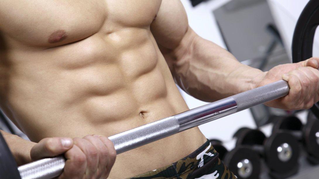 بالصور تمارين العضلات , تمرين لعضلات بطنك 1474 1